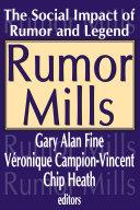 Rumor Mills