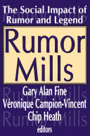 Pdf Rumor Mills Telecharger