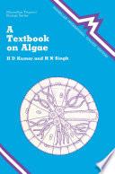 Textbook on Algae