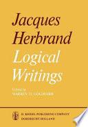 Logical Writings Book PDF