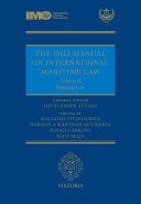 The IMLI Manual on International Maritime Law Volume II Shipping Law Pdf/ePub eBook