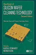Handbook of Silicon Wafer Cleaning Technology  2nd Edition Book
