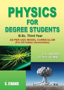 Pdf Physics for Degree Students for B.Sc. 3rd Year Telecharger