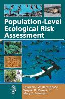 Population Level Ecological Risk Assessment
