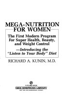 Mega-Nutrition for Women