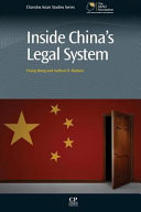 Inside China s Legal System