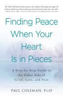 Finding Peace When Your Heart Is In Pieces Pdf/ePub eBook