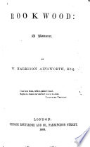 Rookwood ... The fourth edition ... with illustrations by George Cruikshank. With a portrait