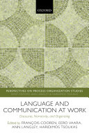 Language and Communication at Work