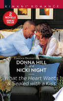 What the Heart Wants   Sealed with a Kiss Book PDF