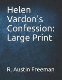 Download Helen Vardon's Confession Book