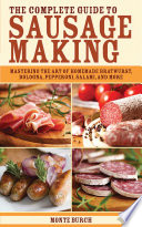 The Complete Guide to Sausage Making Book PDF
