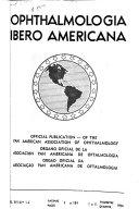 Ophthalmologia ibero americana