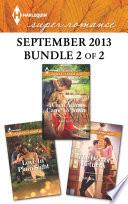 Harlequin Superromance September 2013   Bundle 2 of 2 Book