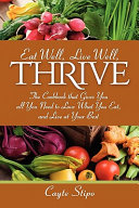 Eat Well  Live Well  Thrive