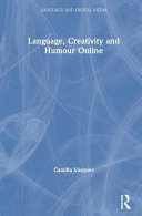 Language  Creativity and Humour Online Book