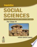 Inquisitive Social sciences for class 6