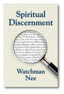 Pdf Spiritual Discernment