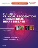 Pdf Clinical Recognition of Congenital Heart Disease E-Book Telecharger