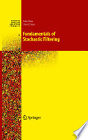 Fundamentals Of Stochastic Filtering Book PDF