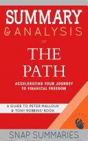 Summary   Analysis of The Path
