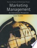 Marketing Management  An International Perspective