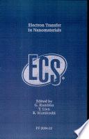 Electron Transfer in Nanomaterials Book