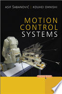 Motion Control Systems Book PDF