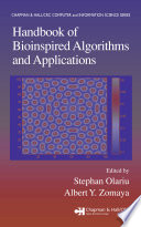 Handbook of Bioinspired Algorithms and Applications