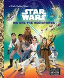 Fall 2019 Star Wars Little Golden Book (Star Wars)