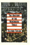 The Anatomy of the Nuremberg Trials Pdf