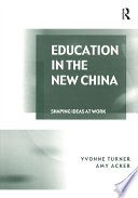 Education in the New China