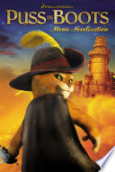 Puss In Boots Movie Novelization Book