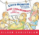 Cinco Monitos Hacen Un Pastel de Cumpleanos   Five Little Monkeys Bake a Birthday Cake Book PDF