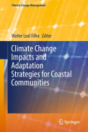 Pdf Climate Change Impacts and Adaptation Strategies for Coastal Communities
