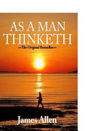 As a Man Thinketh   from Poverty to Power   Common