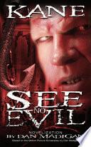 See No Evil Book