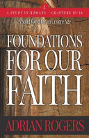 Foundations For Our Faith  Volume 3  2nd Edition