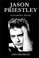 Jason Priestley Coloring Book