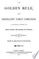 The Golden Rule and Odd fellows Family Companion Book PDF