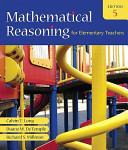 Mathematical Reasoning for Elementary Teachers   Mymathlab Mystatlab Student Access Kit   Video Lectures on Cd With Optional Captioning for Mathematical Reasoning for Elementary Teachers Book