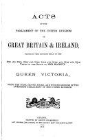 Statutes of Canada
