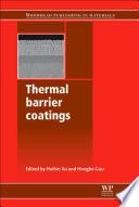 Thermal Barrier Coatings Book PDF