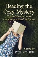 Reading the Cozy Mystery [Pdf/ePub] eBook