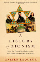 A History of Zionism Pdf