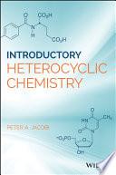 Introduction to Heterocyclic Chemistry Book