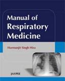 Manual of Respiratory Medicine Book