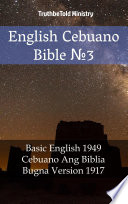 Read Online English Cebuano Bible No3 For Free