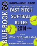 Blue Book 60   Fast Pitch Softball   2014