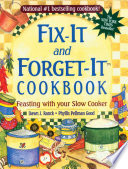 Fix It and Forget It Cookbook